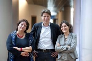 De PvdA'ers in het Europees Parlement