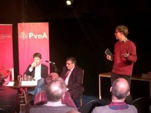 Arjan Berkvens, Olexander Horin en Pepijn van Houwelingen