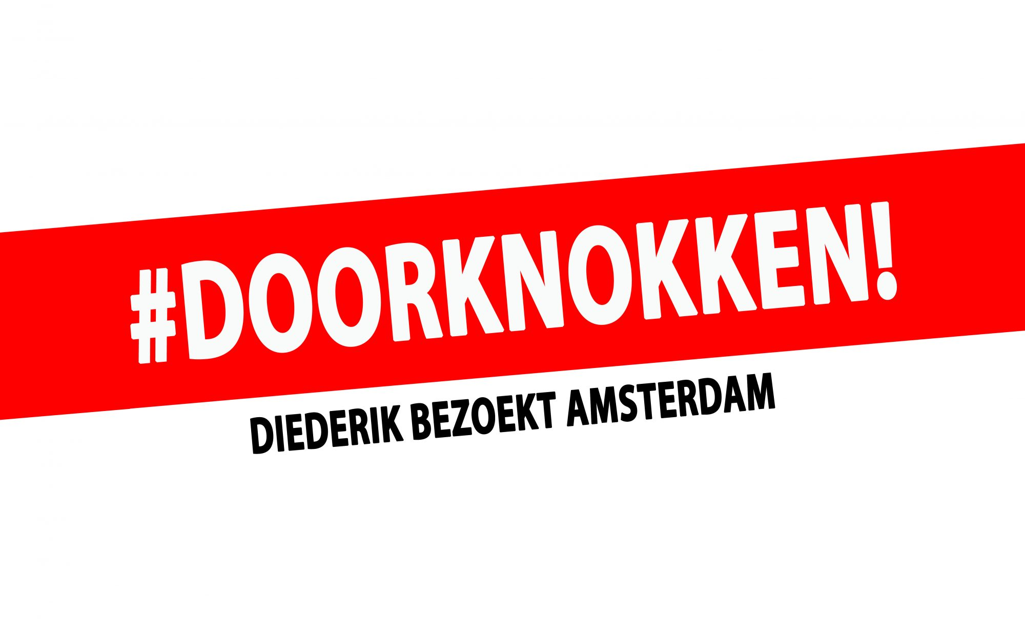 Bezoek van Diederik Samsom - PvdA Amsterdam
